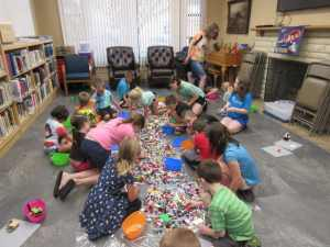 LET (Library Explorers on Tuesday)