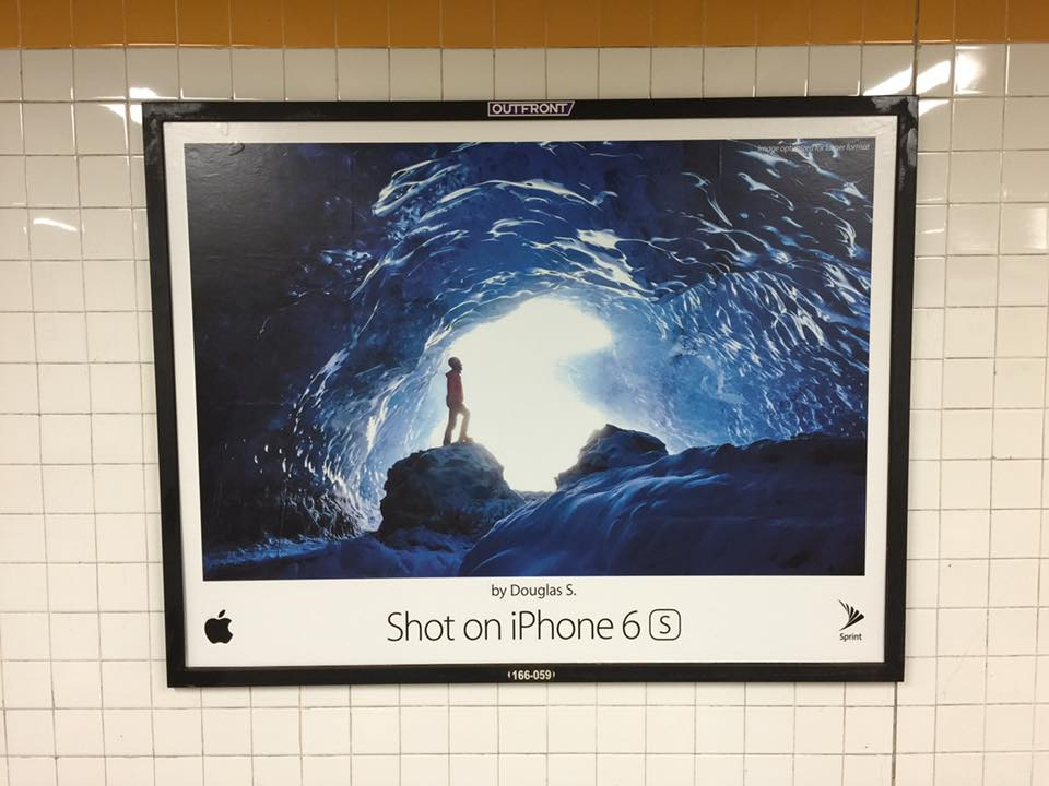 Being Featured in Apple's 2016 Shot on iPhone Campaign