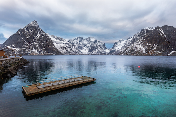 Anitas in Reine Norway