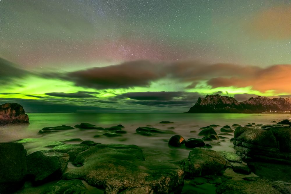 Northern Lights of Norway!