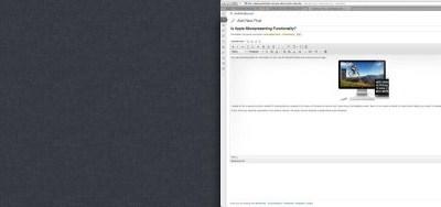 OSX Lion Full Screen Mode is a Dual-Monitor Failure