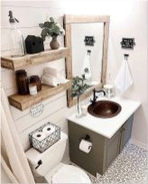 66 Small Bathroom Storage Ideas And Wall Storage Solutions 13