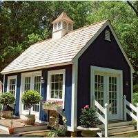 67 Living Small Designing A Guest House With Traditional Nature And Modern Farmhouse Exterior 2