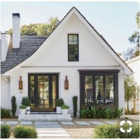67 Living Small Designing A Guest House With Traditional Nature And Modern Farmhouse Exterior 4