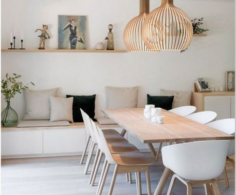 75 How to Bring Back the Classic and Relaxe Style of Dining Room Design