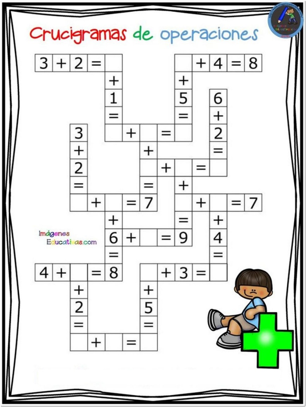 medium resolution of Mental Math Worksheets   Printable Worksheets and Activities for Teachers