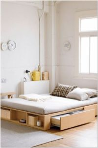 64 DIY Bedroom Storage Ideas For Small Spaces 2