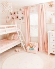 66 Lovely Pink Bedroom Design Ideas For Your Teen Girl 16