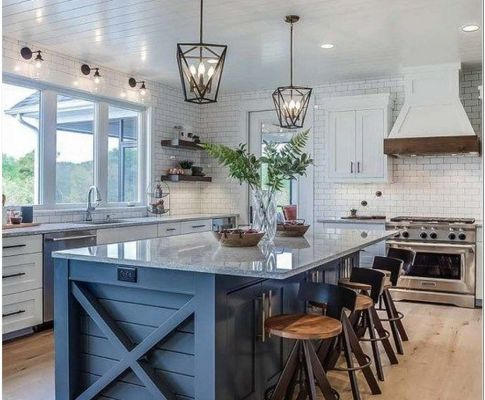68 Why Planning Your Dream Kitchen Island?