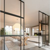 72 House Interior With Glass Design 19