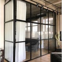 72 House Interior With Glass Design 8