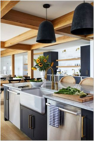 74 Kitchen Renovation Ideas For The Newport Island Beach House 24