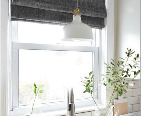 75 Kitchen Window Treatments – Give Your Kitchen A More Modern Look