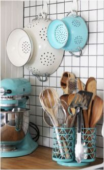 76 Easy Home Decor Ideas For Your Kitchen 11