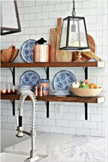 76 Easy Home Decor Ideas For Your Kitchen 17