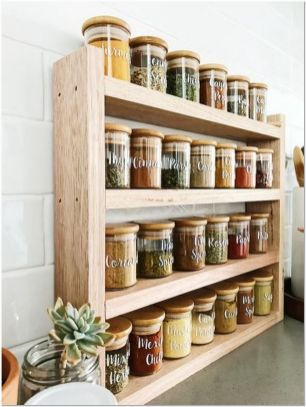 76 Easy Home Decor Ideas For Your Kitchen 5