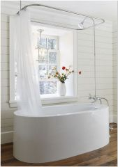 77 Tips On Using Bathtubs Sinking Tubs And Shower Tiles In Your Tiny House Bathroom Design 13