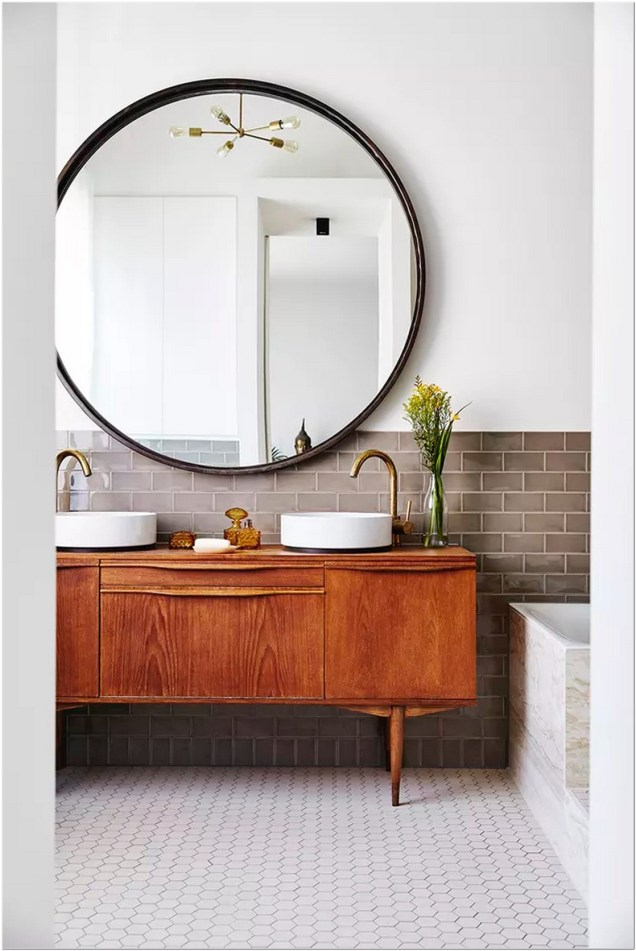 The Best Bathroom Cabinet Design And Arrangement Ideas You Want 5