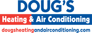 Doug's Heating and Air Logo