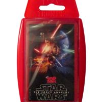 Star Wars The Force Awakens Top Trumps Card Game
