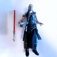 Star Wars Galen Marek Sith Lord The Force Unleashed Legacy Collection Evolutions 3.75 Scale Loose Action Figure