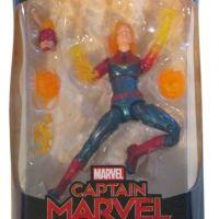 Marvel Legends Captain Marvel Binary Form 6-Inch Scale Action Figure