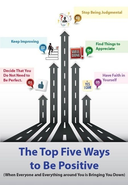 Top-Five-Ways-to-Be-Positive