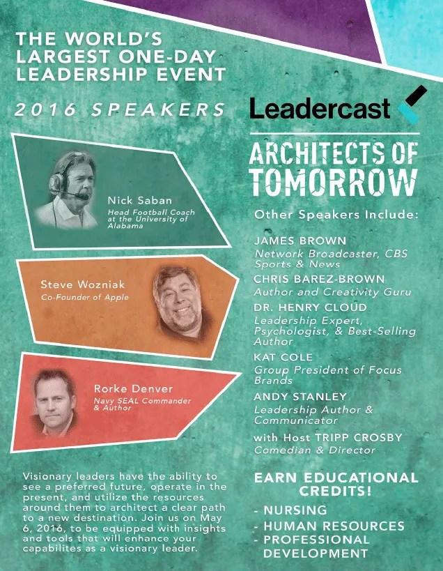 Leadercast 2