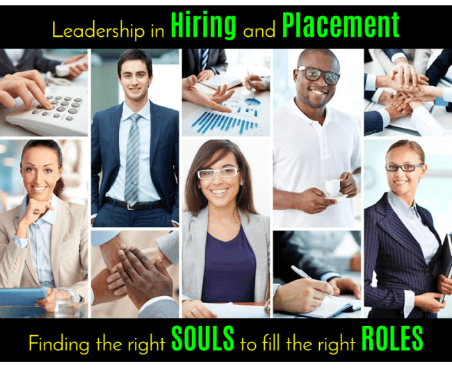 Leadership in Placement