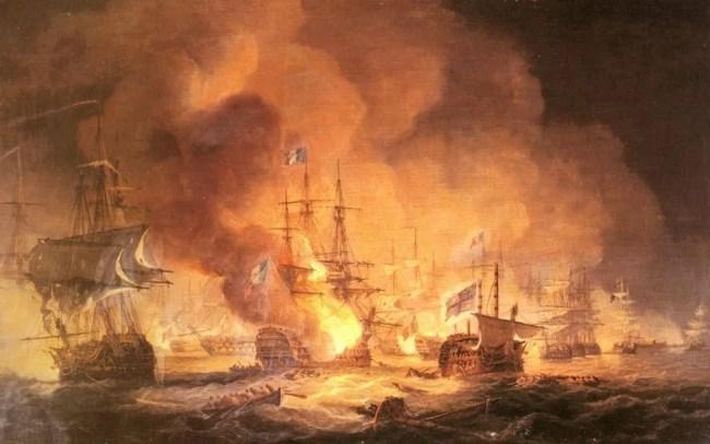 Burn-the-boats