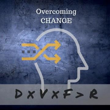 Overcoming change