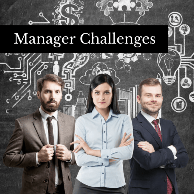 Manager Challenges