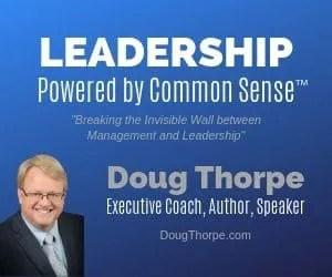 Leadership by Doug Thorpe