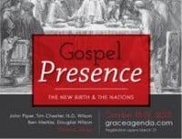 Grace Agenda Early Registration . . .