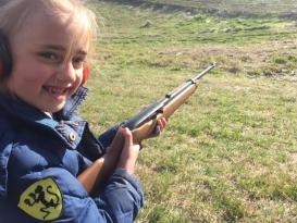 When guns are grandchildrended, only grandchildren will have guns.