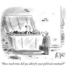 Political Comeback