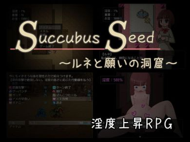 Succubus Seed ~ルネと願いの洞窟~