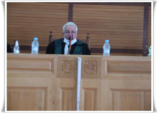 السيد محمد الشتوي رئيس المحكمة الابتدائية بالجديدة في كلمة يوم تنصيبه : سنعمل على تنزيل أجندة شاملة لاستراتيجية اصلاح ورش القضاء ببلادنا