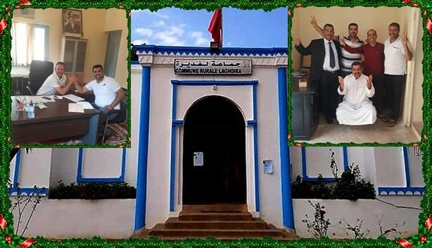 جماعة لغديرة:الرئيس السابق يخسر الطعن في حق المستشارة المديومي سعاد و عامل إقليم الجديدة