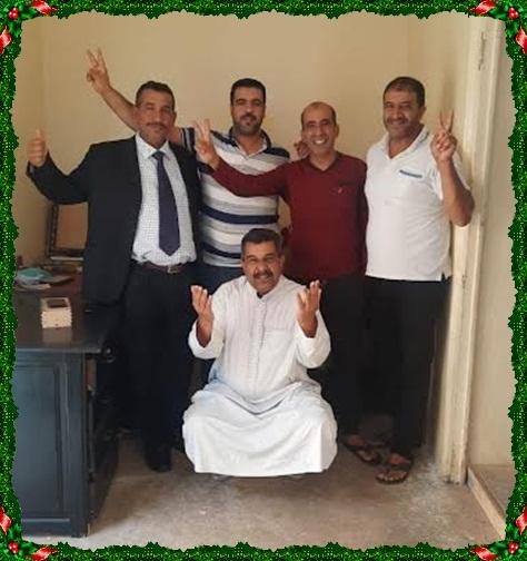 جماعة لغديرة تنتخب لجنها يومه الثلاثاء 12 أكتوبر 2021