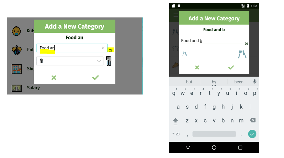 Xamarin Forms Tips : Xamarin Forms Entry With Character Max