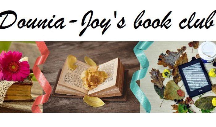 Dounia-Joy's book club, récapitulatif de juin et clôture du club !