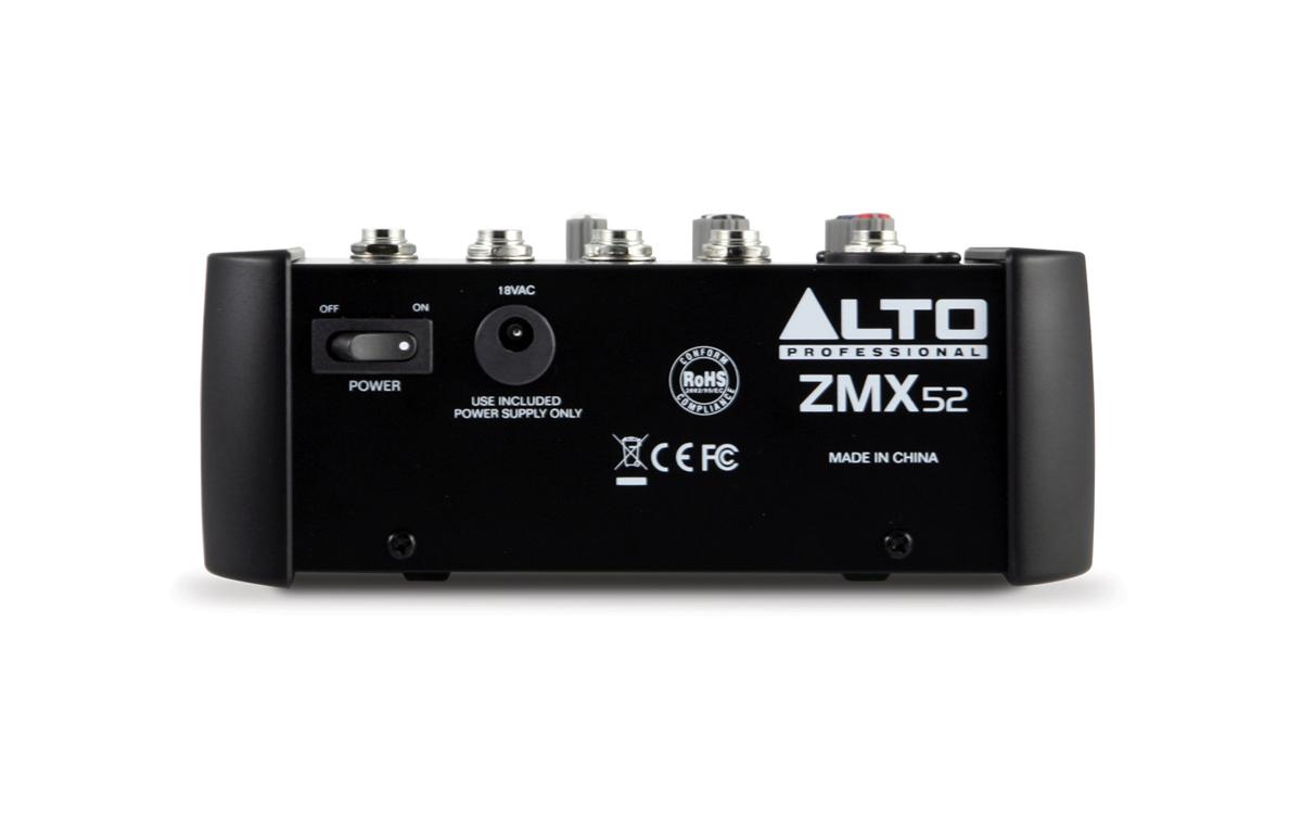 ALTO Zephyr ZMX52 3