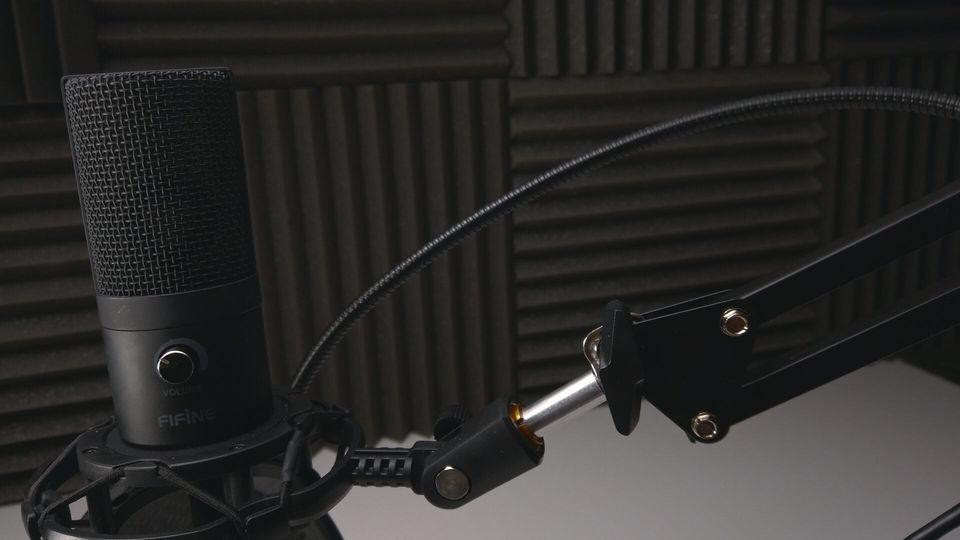 Microfone FiFine T669 USB (6)
