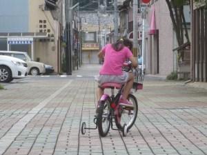 4才16インチ自転車