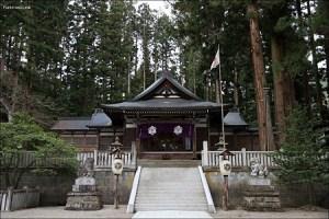 君の名は聖地 気多若宮神社