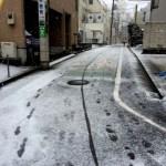 雪道転ばない歩き方