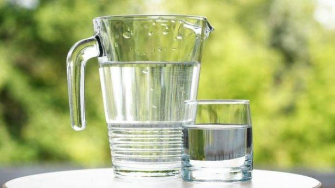 agua tratamento medico dieta