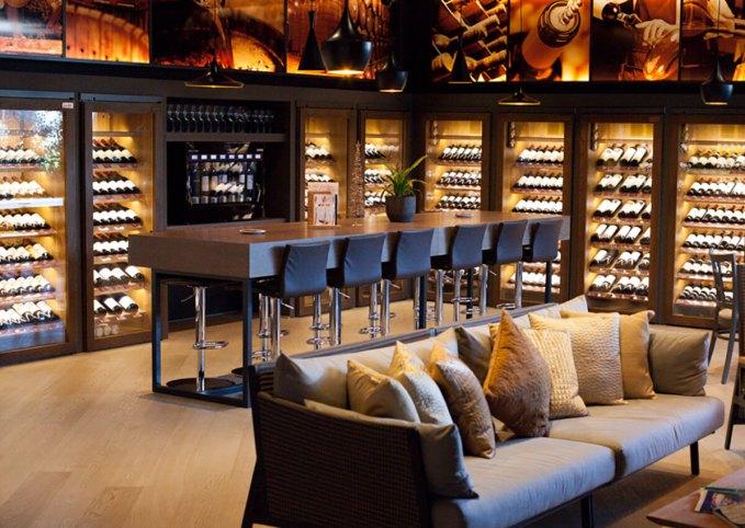 D-Wine restaurant