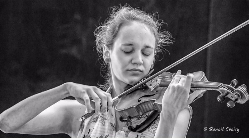Kristýna Prančlová from Sušice wins 3rd Douzelage Young Musicians Festival in Granville.